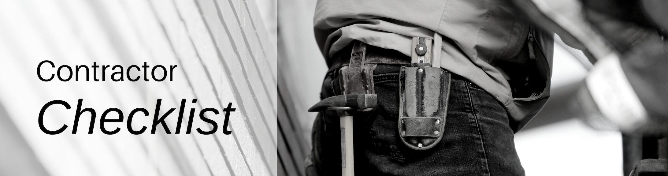 Picture of man with tool belt