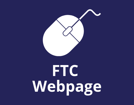 FTC Webpage Button