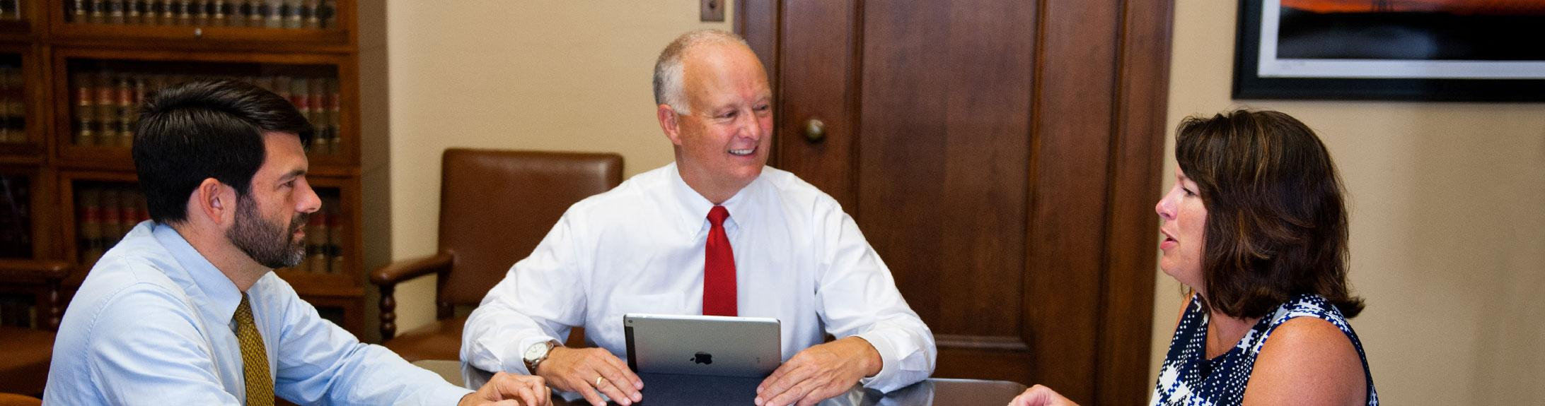 Attorney General Doug Peterson Mobile Office